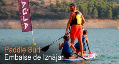 Paddle Surf Embalse de Iznájar