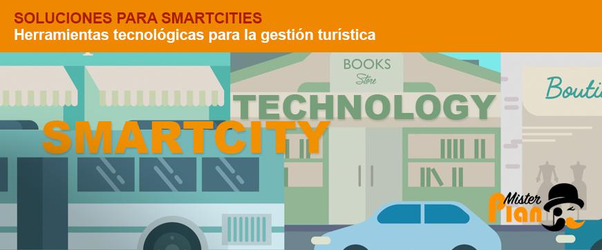 Smartcity con tecnología Misterplan