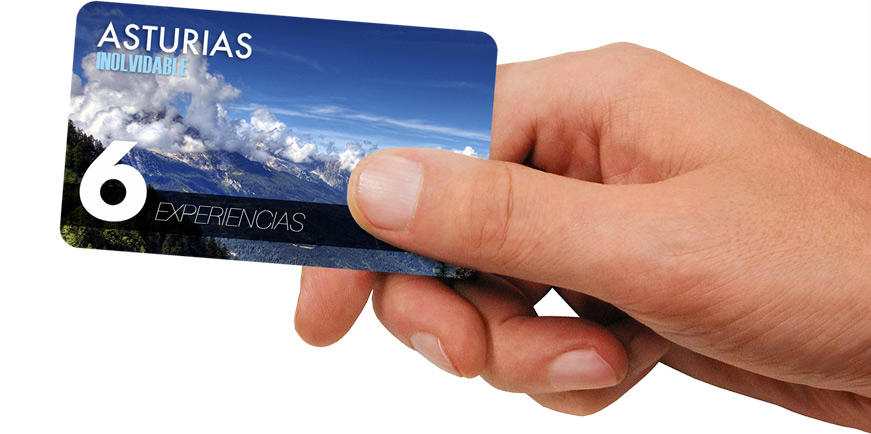 tarjeta ecoexperiencias